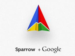 Sparrow & Google