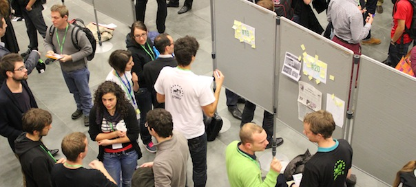 Startup Weekend Strasbourg : Groupes