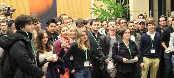 Startup Weekend Strasbourg : Participants