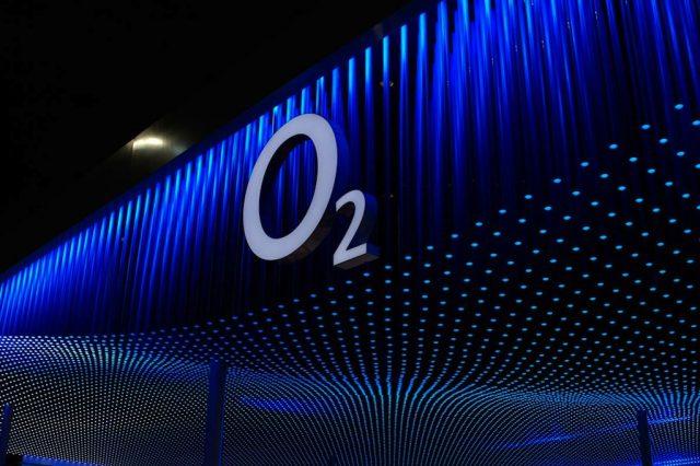 Logo Telefonica O2