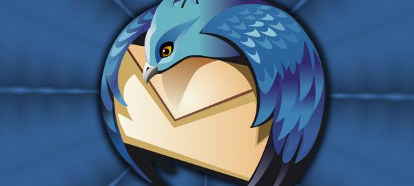 Thunderbird : Client mail de côté au profit de Firefox OS