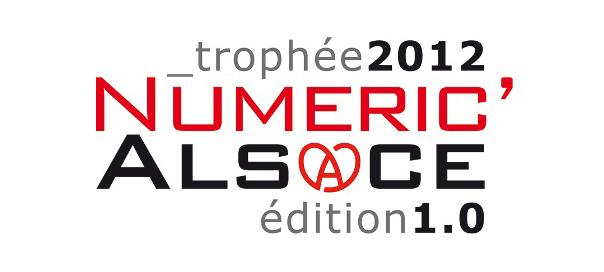 Trophées Numeric'Alsace 2012