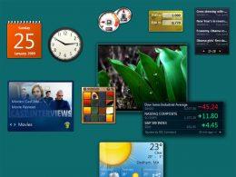Windows 7 : Gadgets