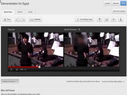 YouTube : Floutage des visages