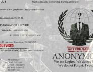 Anonymous : Early Flicker sommé de retirer ses marques déposées
