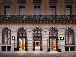 Apple Store Opera à Paris