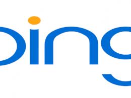 Logo Bing