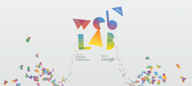 Google Chrome Web Lab
