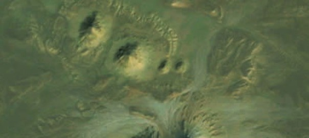 Google Earth : Des pyramides inconnues découvertes