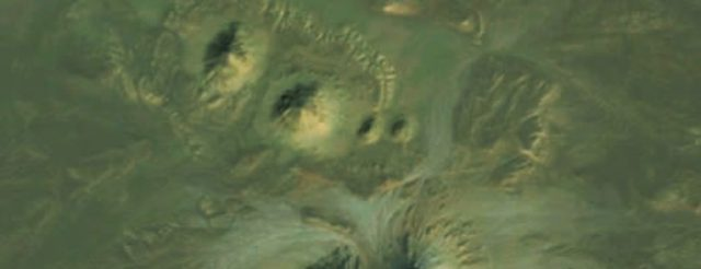 Google Earth : Pyramides