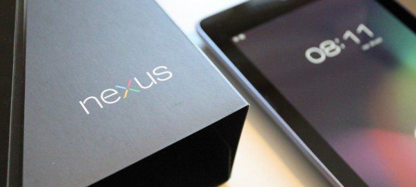 Google Nexus 7 : Nouvelle version pour le 7 juin 2013 ?