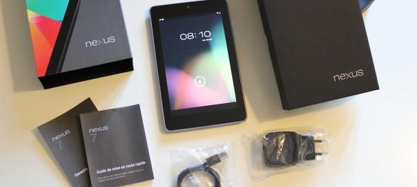 Google Nexus 10 : Caractéristiques et photos !