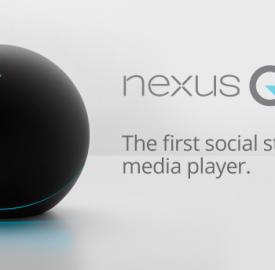 Google Nexus Q : Jukebox social connecté au cloud offert !