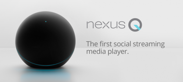 Google Nexus Q : Jukebox social connecté au cloud offert !