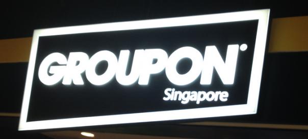 Groupon : Ouverture d'une boutique physique