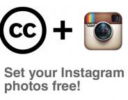 Instagram : Les licences Creative Commons font leur entrée