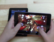 Tablettes tactiles : Google Nexus 7 Vs Amazon Kindle Fire