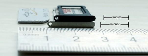 iPhone 5 : Vers une nano Sim ?