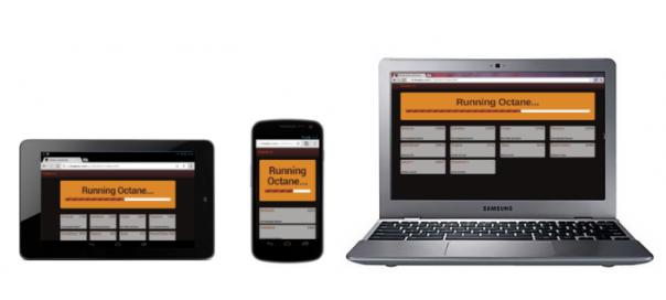 Octane : Benchmark JavaScript pour un web moderne