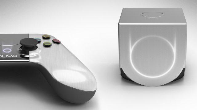Ouya : Console de jeux vidéo