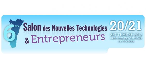 Salon des Nouvelles Technologies & Entrepreneurs 2012