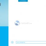 Skype Modern UI - Conversation