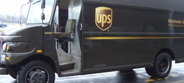 UPS : 2 millions de dollars pour la livraison le jour même
