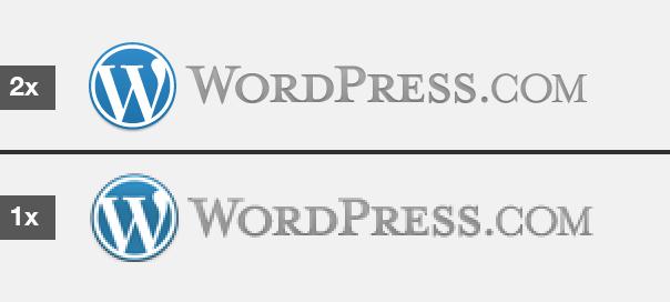 WordPress : Haute résolution avec Retina