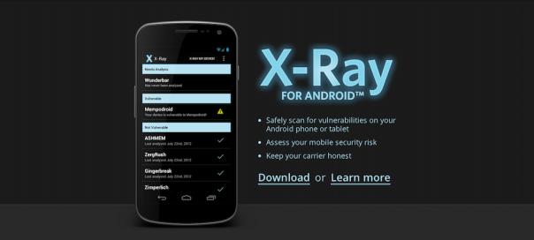 X-Ray : Failles Android de son terminal mobile dévoilées