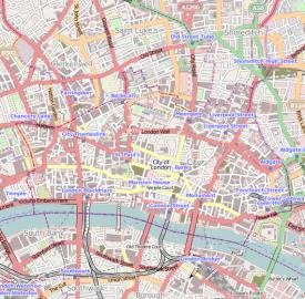 OpenStreetMap : Un demi-million de dollars de levé