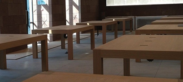 Apple Store Strasbourg : Inauguration le 15 septembre 2012