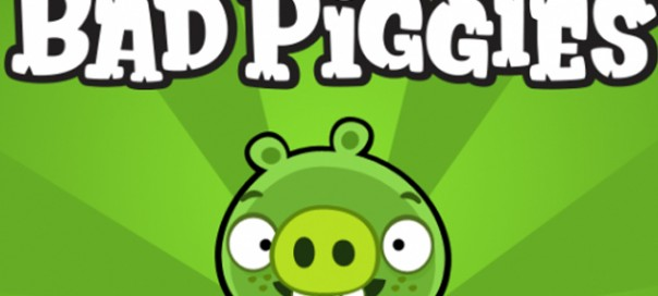 Bad Piggies : Le nouveau jeu de Rovio disponible le 27 septembre
