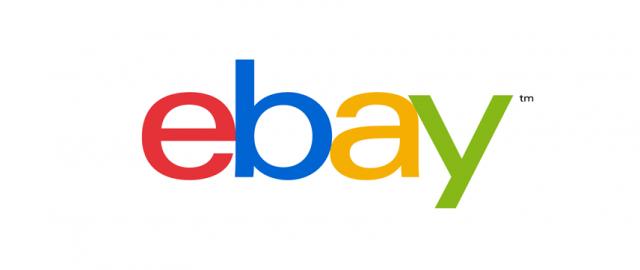 Nouveau logo eBay