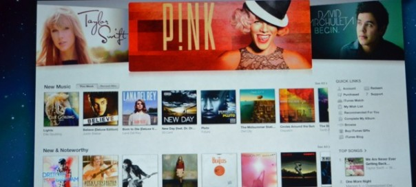 Apple : iTunes Store pour Android & un service de streaming ?