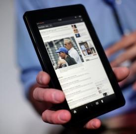 Amazon : Vers une nouvelle Kindle Fire à prix cassé ?