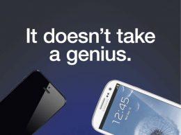 Samsung : Publicité anti iPhone 5