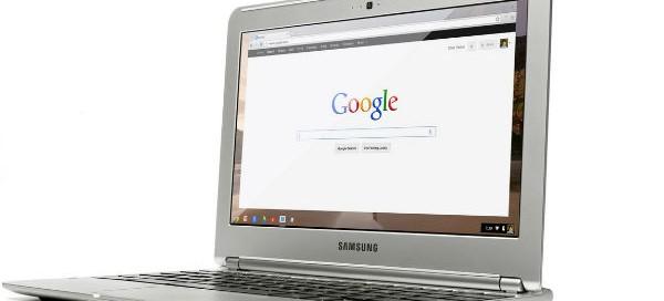 Google : Présentation du nouveau Chromebook Samsung