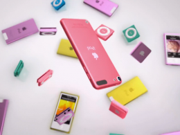 Apple : iPod Touch & Nano