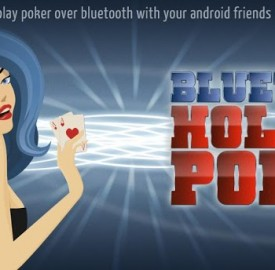 Bluetooth Hold'em Poker sur Android