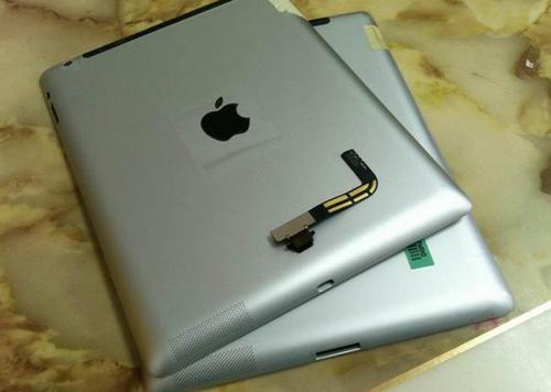 iPad 4 : Port Lightning
