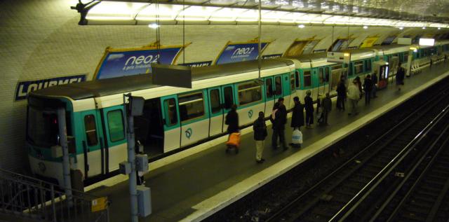 Metro : RATP