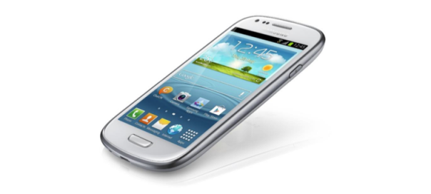 Samsung Galaxy S III mini : Smartphone officialisé