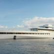 Steve Jobs : Le Yacht va prendre la mer