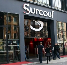 Surcouf : Liquidation judiciaire prononcée pour l'enseigne