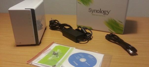 Synology : DS213air, le premier NAS Wifi de la marque