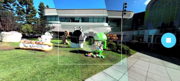 Android 4.2 : Photo Sphere dévoilé en vidéo