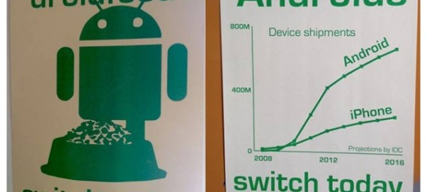 Facebook : Android plébiscité au détriment d'iOS !