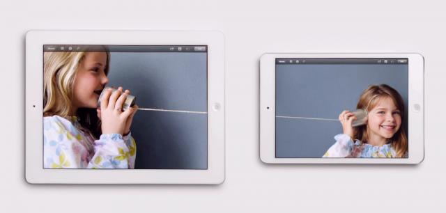 iPad Mni : Publicités TV