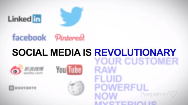 Medias Sociaux 2013