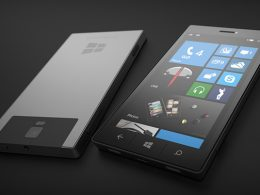 Microsoft Surface : Smartphone
